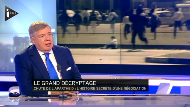 Jean-Yves Ollivier Interview (ITele)